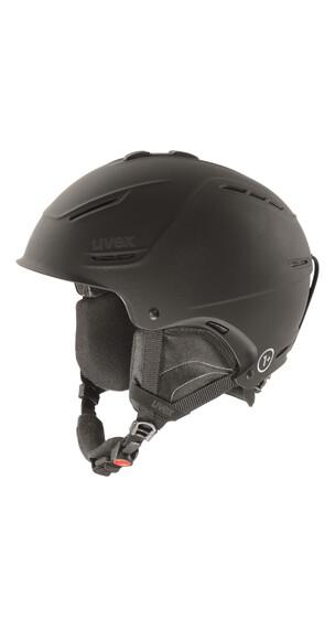 UVEX p1us - Casque de ski - noir